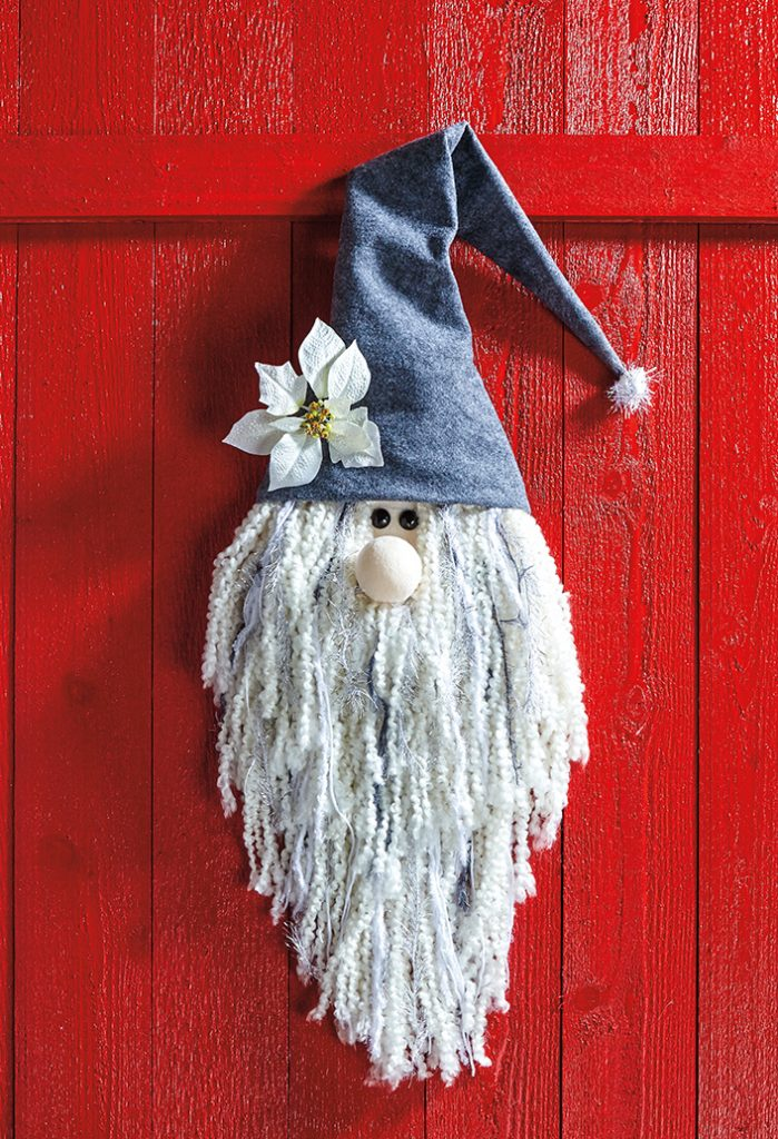 Holiday Gnome Wall Art Floracraft
